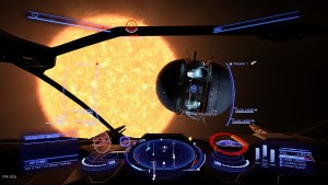 Nav Beacon in HIP 2441