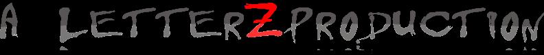 A letter Z production